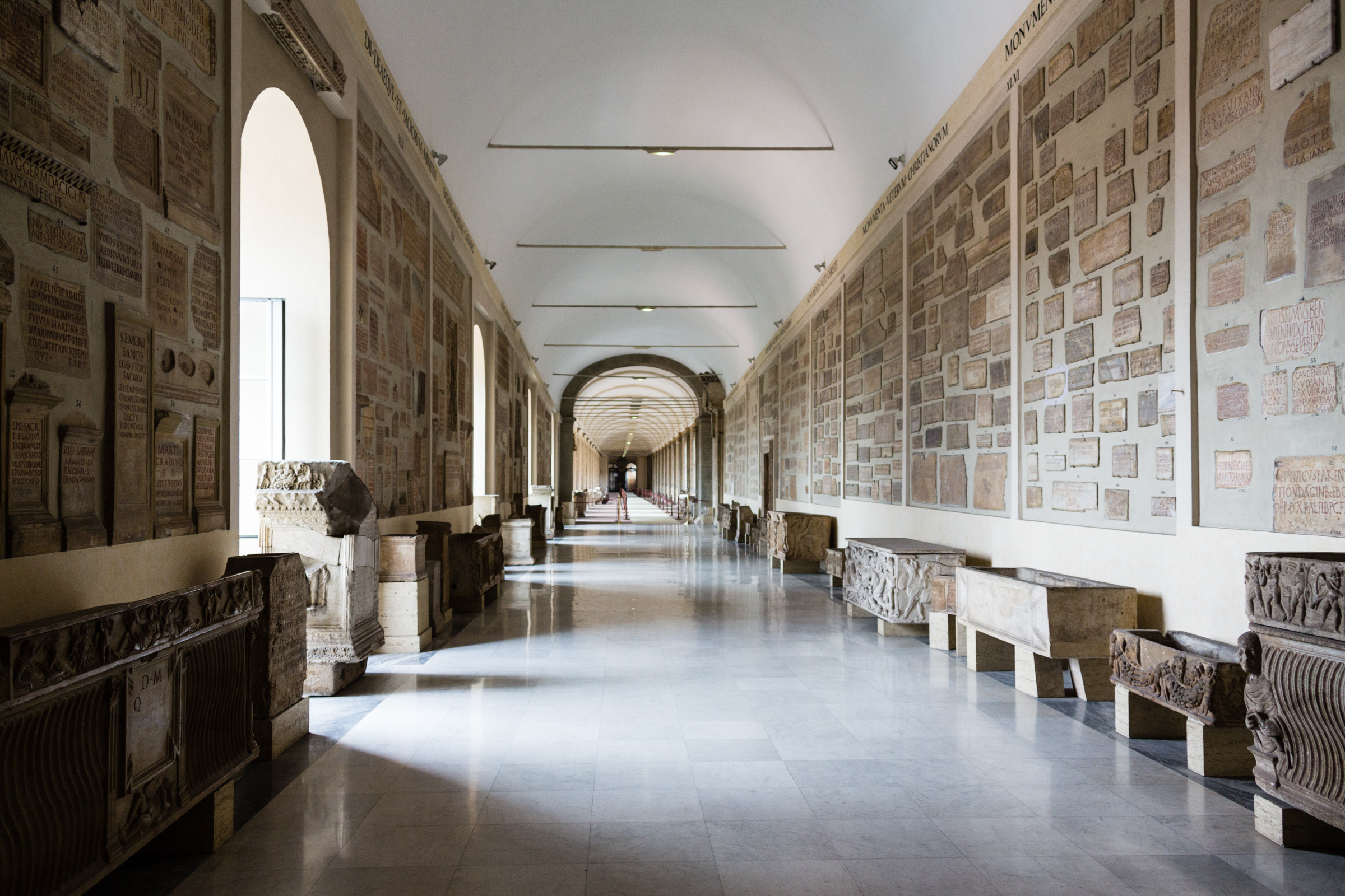 A museum hallway - 3DTotal Forums